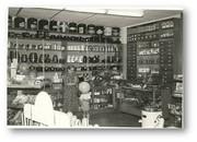 Ladeneinrichtung 1956